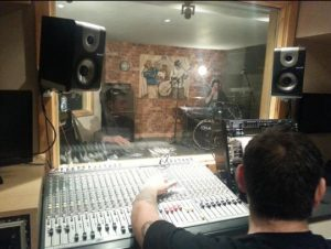 recording studio scottish borders
